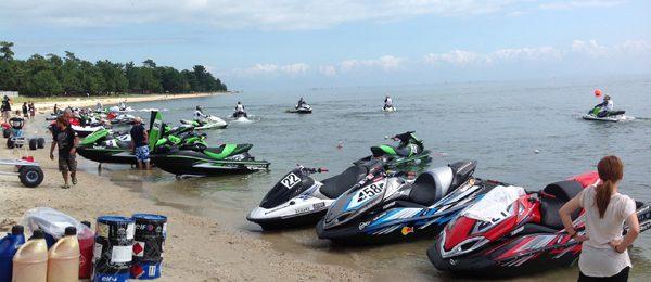 2016 KAZE JETSKI 耐久レース in 琵琶湖